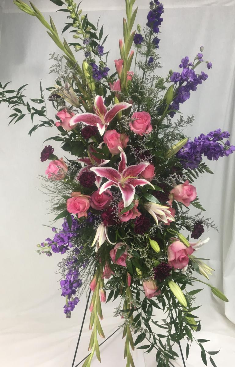 Guidelines for sympathy orders lilygrass when deciding on flowers for funeral services you should keep in mind a few things such as the personality of the deceased and what might be well received izmirmasajfo Gallery