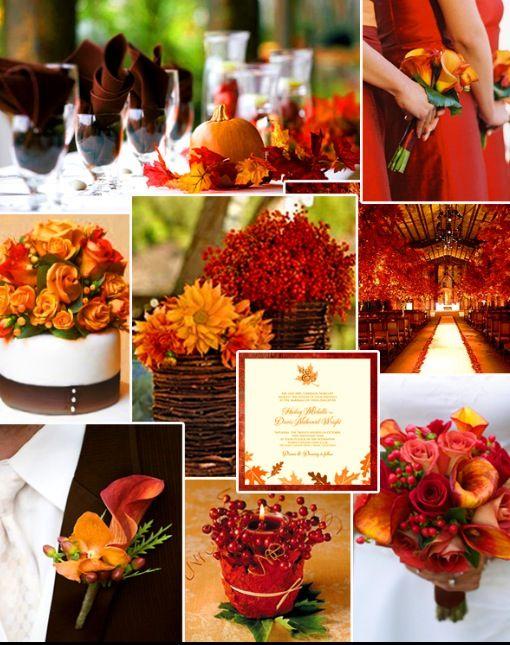 Autumn wedding themes lilygrass autumn wedding themes junglespirit Gallery