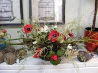 How to keep artificial flowers looking their best
