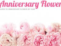 Anniversary Flowers: What Should You Give?