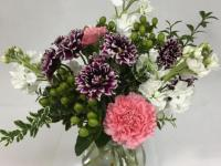 Welcome house guests with a beautiful bouquet