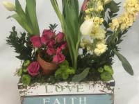 Tips for sending get-well flowers