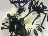 Halloween floral ideas
