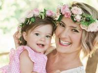 Add an extra touch to your special event with a flower crown