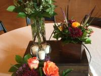 Wedding flowers: beyond the bouquets and boutonnieres