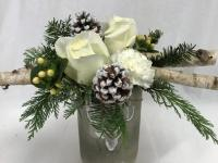 Festive floral ideas for the holidays