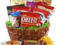 snack and gift baskets