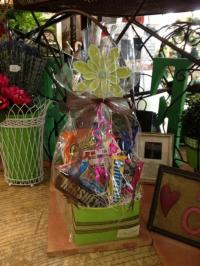 snack and gift basket