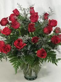 Valentine's Day Roses