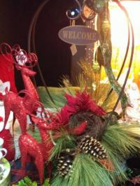 Christmas Artificial Arrangements and Wreaths