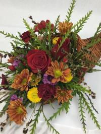 thanksgiving fresh flowers