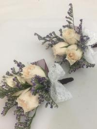 assorted styles of Shoulder Corsages