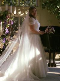 purple passion wedding