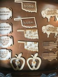 Carved Wood Gift Items