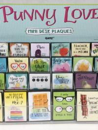 Punny Love Plaques