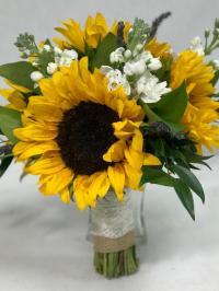 sunflower kiss