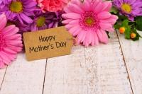 Mother's Day is here! May 12