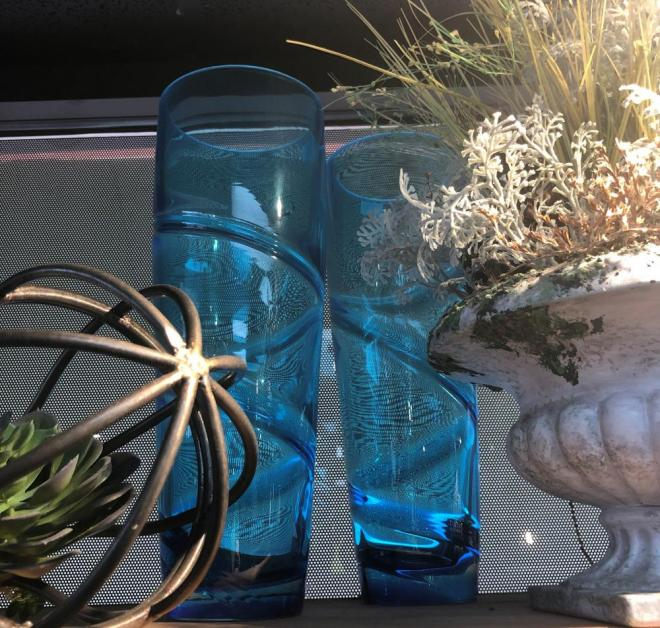 samples of vases and containers