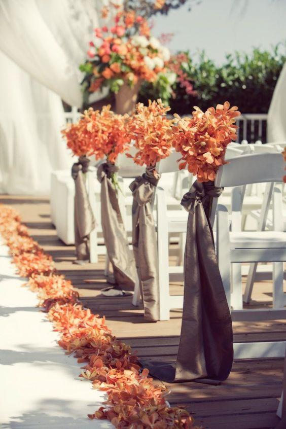 Autumn Wedding Themes